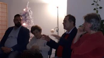 Pelle János a Charon Karácsonyon