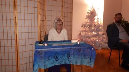 Orosz Katalin a Charon Karácsonyon